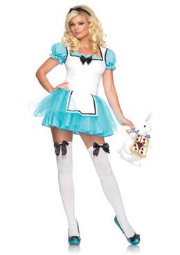 Enchanted Alice Costume