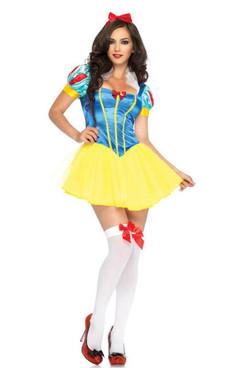 LA-83642, Snow White Princess Costume (CLEARANCE)