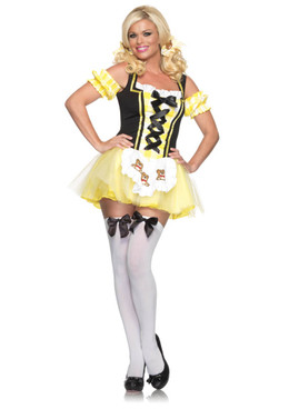 Little Miss Goldilocks Costume