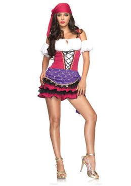 Crystal Ball Gypsy Costume
