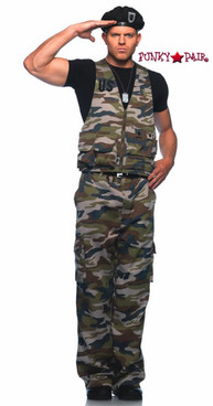 Special Op Officer Costume (83697)
