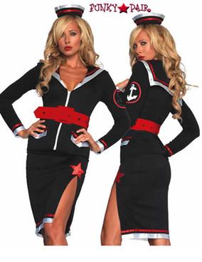 Sultry Sailor Costume LA-83660, by Leg Avenue