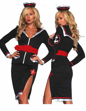 LA-83660, Sultry Sailor Costume by leg Avenue