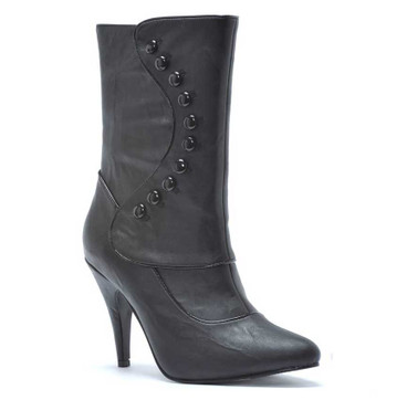 Ellie | 418-Ruth 4 Inch Mid Calf Boot