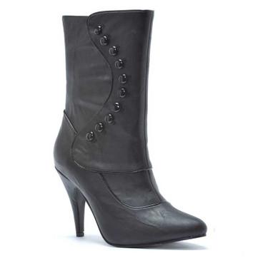 Ellie | 418-Ruth 4 Inch Mid Calf Boot