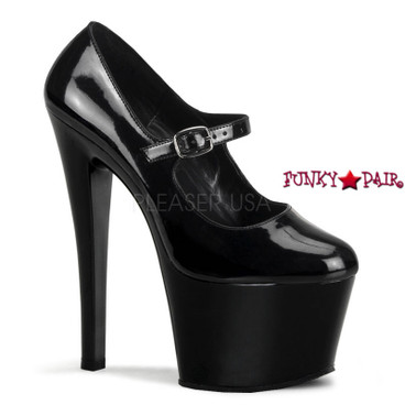 Stripper Shoes SKY-387, 7 Inch High Heel Platform Pump