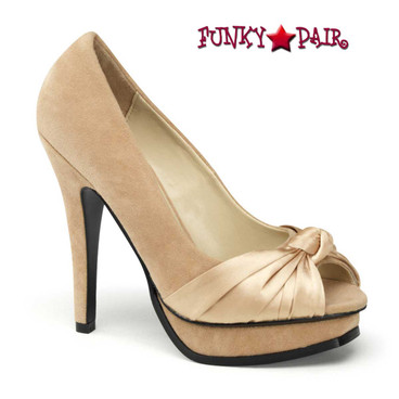Pleasure-05, Platform Peep Toe Pump