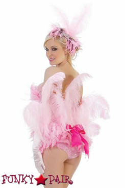 S1006, Pink Flamingo Costume