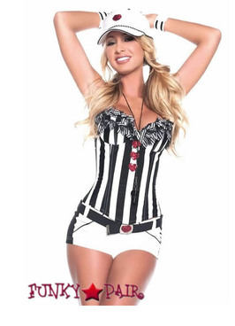 T1046, Love Referee Costume