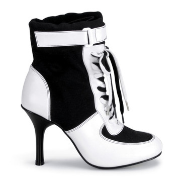 Referee-125, Sport Ankle Boots by Funtasma