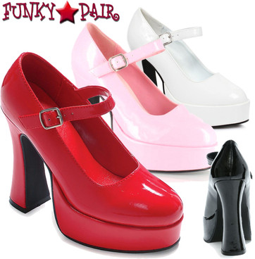 Ellie Shoes 557-Eden, Mary Jane Shoe