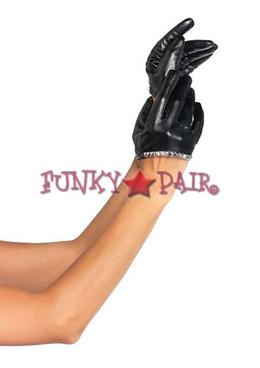 LA-2029, Faux Leather Gloves