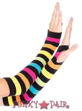 LA-2031, Neon Rainbow Glove
