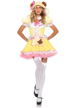 Beary Cute Goldilocks Costume (83894)
