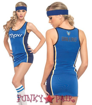 LA-N83963, Mavericks Basketball Costume