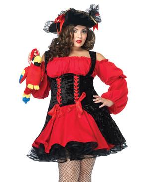 LA83157X, Vixen Pirate Wench