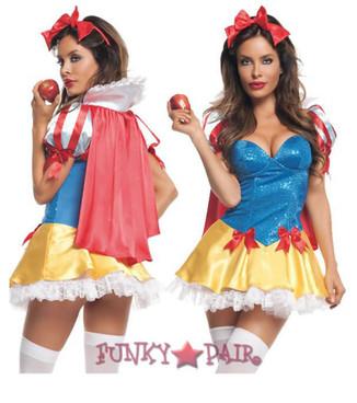 Sequin Snow White * S2102