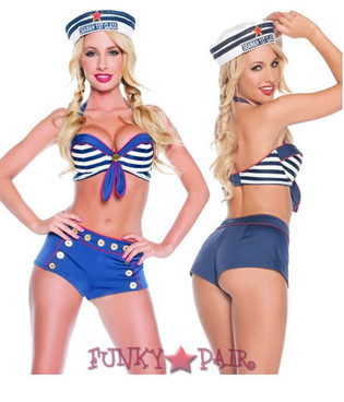 T1056, Sexy Sailor Costume