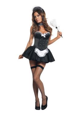 Seductive Maid * S2183