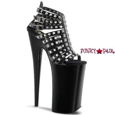 Stripper Shoes Beyond-093, 10 Inch Strappy Platform Sandal