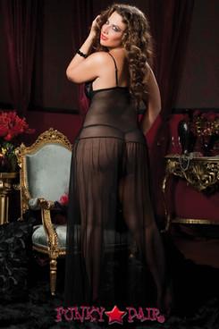 Plus Size Moonlight Magic Gown * STM-9380X