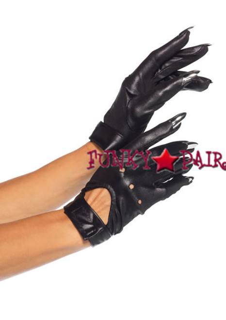 2663, Claw Motorcycle Gloves