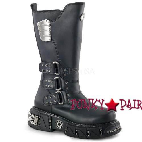 DMA-3003, Velcro Shaft Calf Boots