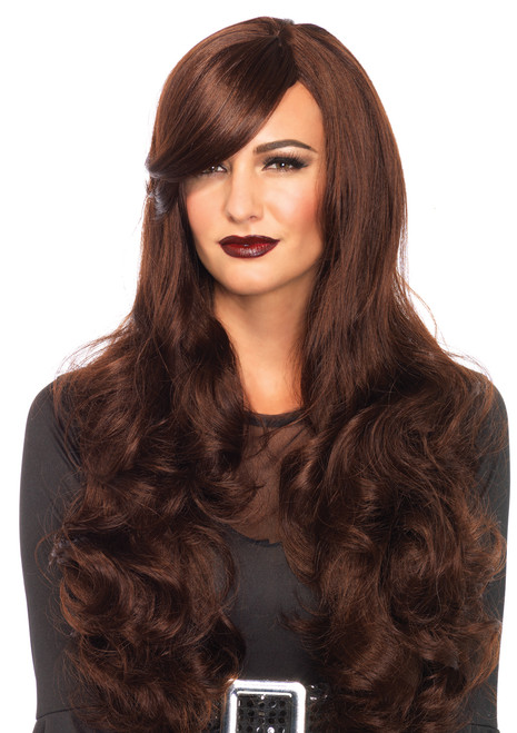 A2722 Brown Wig