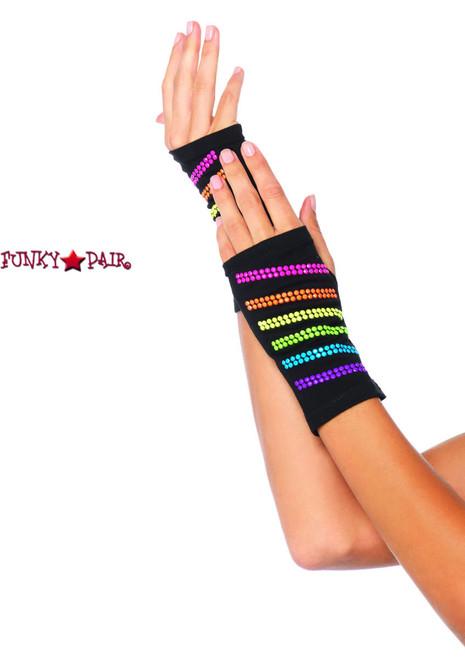 LA-2725, Rainbow Stud Glove