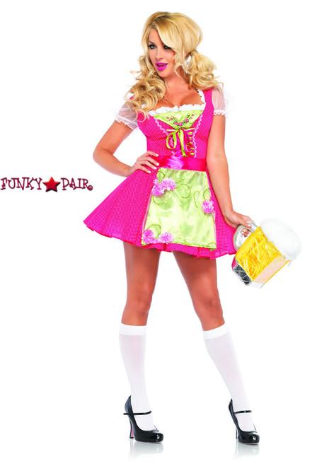 LA-85219, Beer Garden Gretel Costume