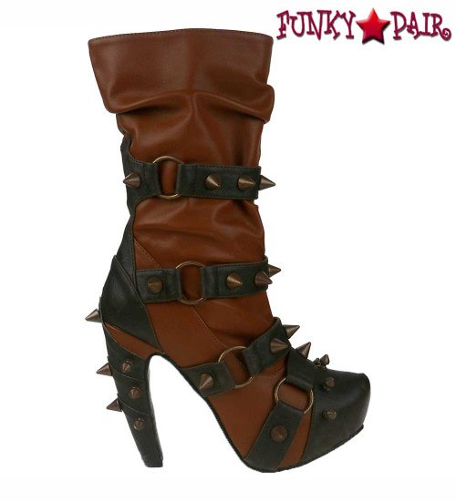 a6773abc4714 SteamPunk Boots - HADES SHOES - SteamPunk Shoes