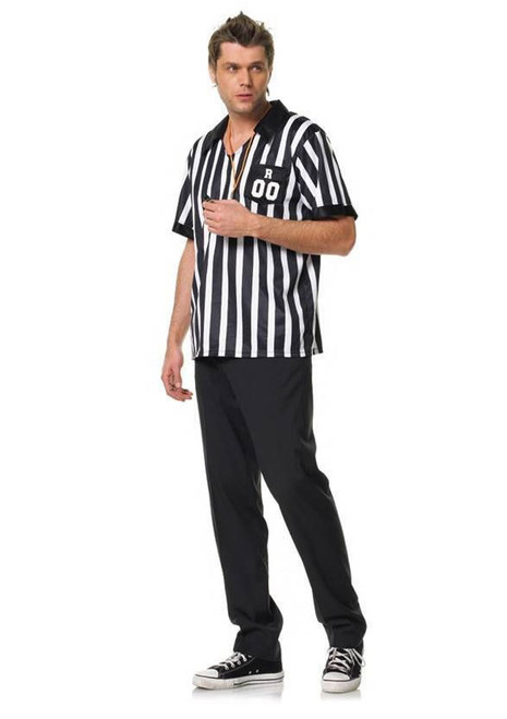 Men Referee costume (83097)