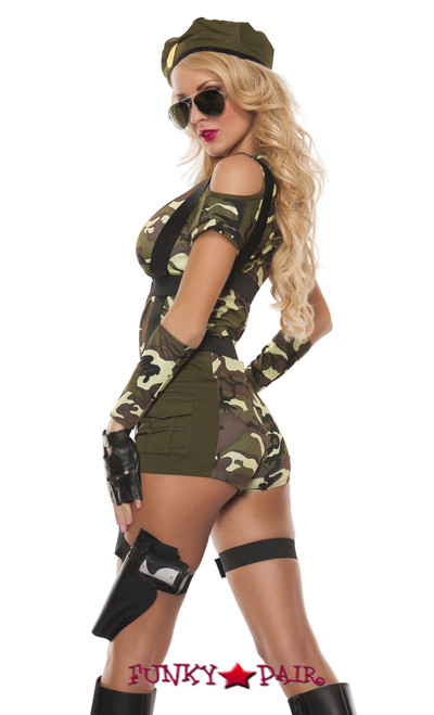 Green Beret Costume (S5143)