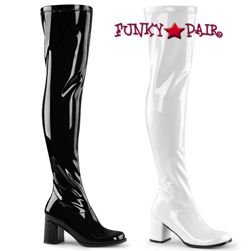 e4c15636dcf Thigh High Boots