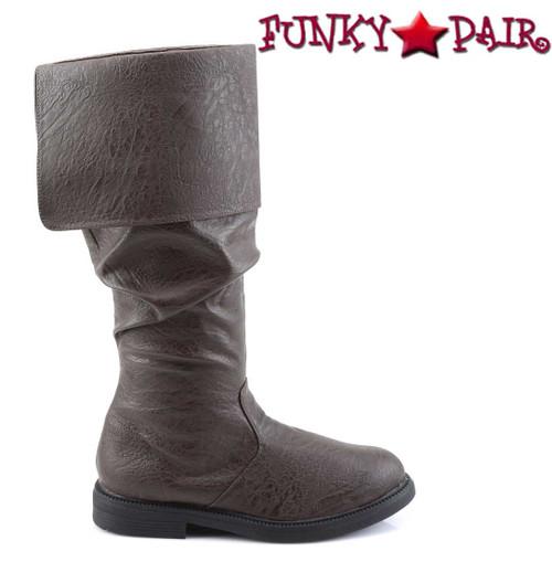 Men's Robinhood-100 Cosplay Knee High Boot | Funtasma Side View