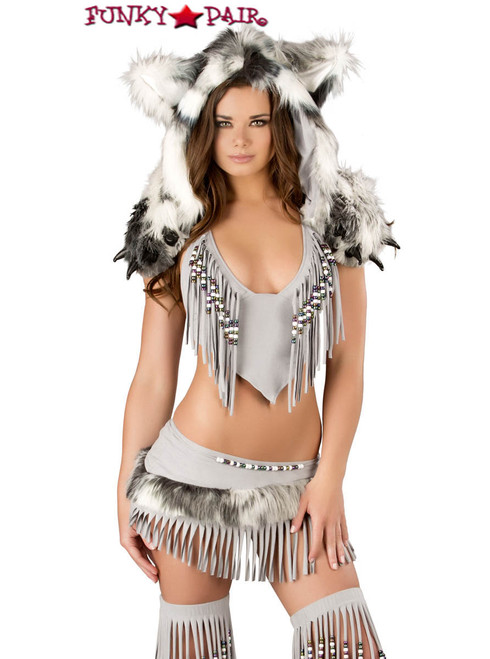 CS215, Silver Indian Costume
