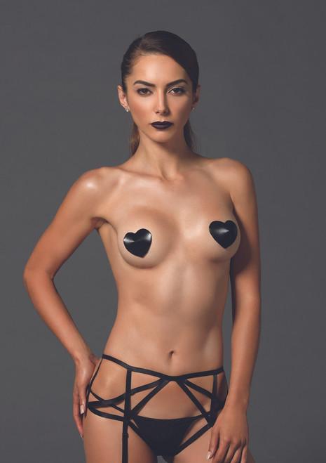 KI2008, Heart Nipple Covers
