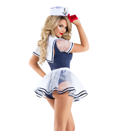 S6022, Shipmate Sweetie Romper Costume