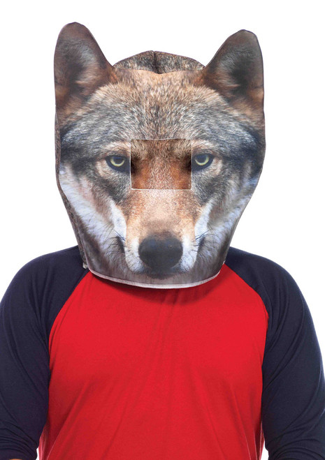 LA2150, Foam Wolf Head Mask