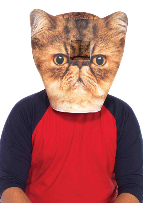 LA2151, Foam Cat Mask