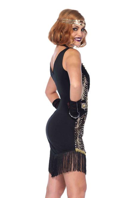 LA85543, Charleston Charmer Flapper Girl Costume