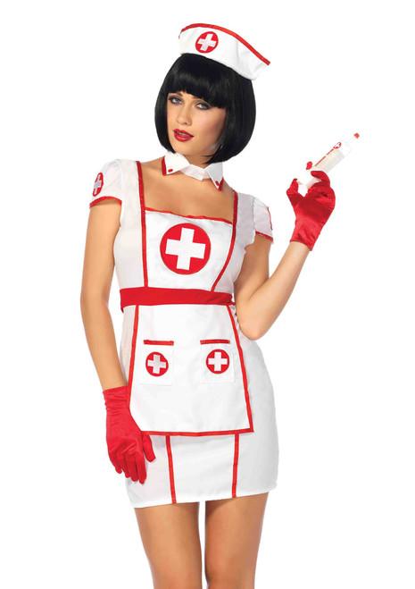 7b58e522842e8 Naughty Nurse Costumes - Sexy Nurse Costume - Sexy Adult Nurse Costumes