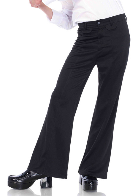 LA86641, Men's Bell Bottom Pant