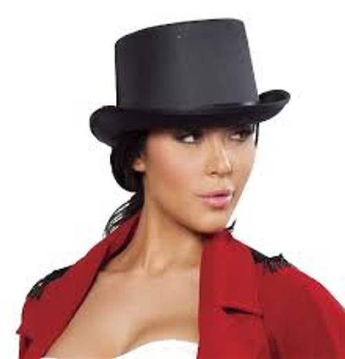 H4271, Black Top Hat
