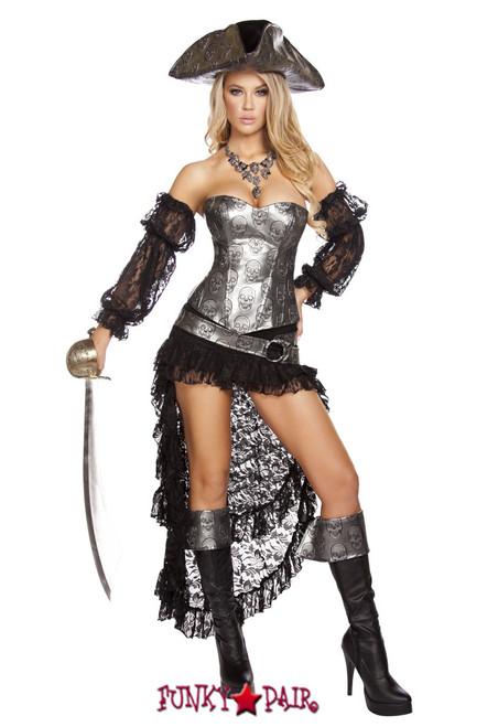 Erotic costumes pirate consider