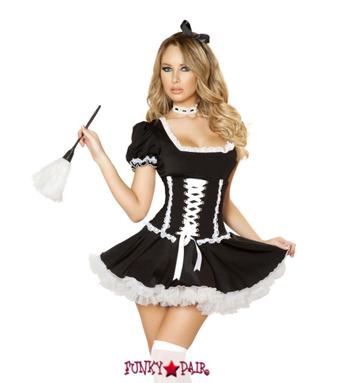 4122d052f21c French Maid Costume - Sexy Maid Costume - Sexy French Maid Costumes