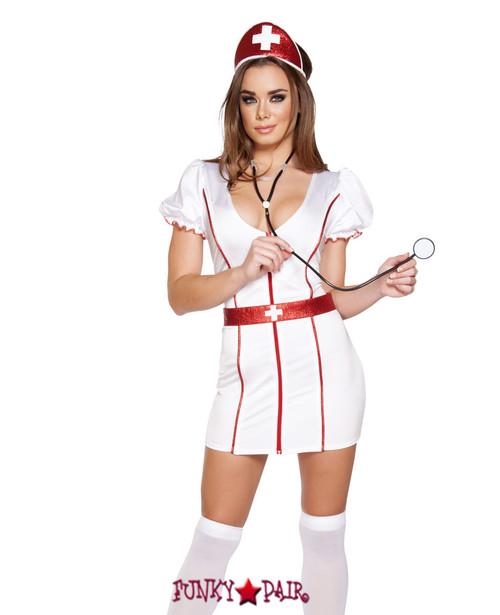 Hot naughty nurses was specially