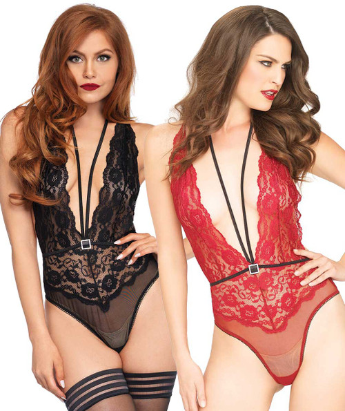 LA89191, Teddy with Halter Harness