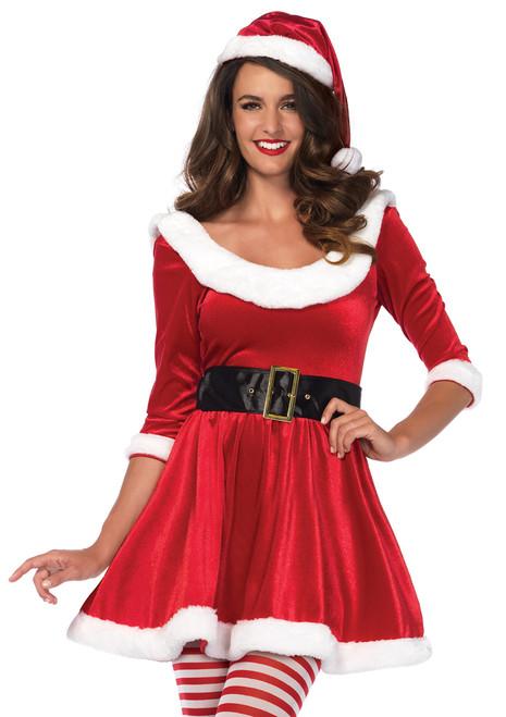 LA86615, Santa Sweetie ... - Sexy Santa Costume - Christmas Outfits - Christmas Costumes