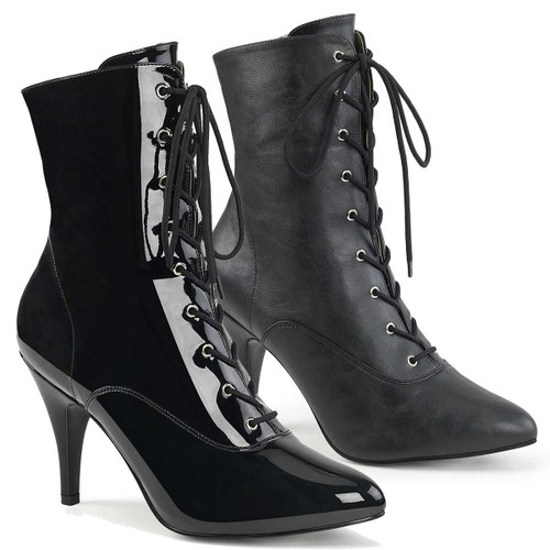 "Dream-1020, 4"" Drag QUEEN Boots"